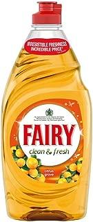 Fairy Citrus Grove Washing Up Liquid (530ml) - Pack of 2