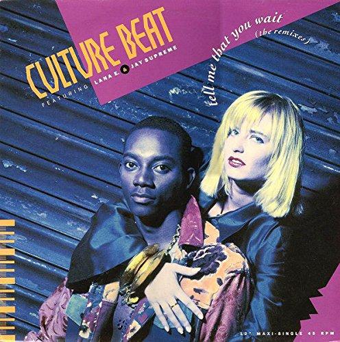Culture Beat & Lana E. & Jay Supreme - Tell Me That You Wait (The Remixes) - Dance Pool
