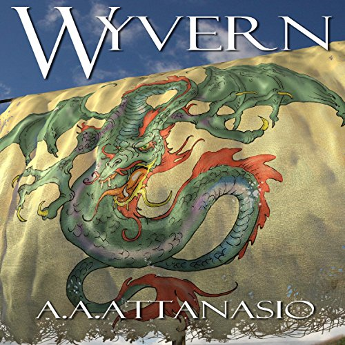 Wyvern audiobook cover art