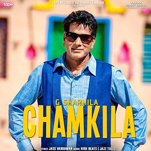 G. Sharmila