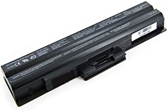 Powerforlaptop Laptop/Notebook Replace Battery for Sony Vaio PCG-21313L PCG-3F4L PCG-3G5L PCG-5P2L VGN-CS110E/W VGN-CS215J/P VGN-CS21S/P VGN-NS140E VGN-NS290J/S VPCCW2