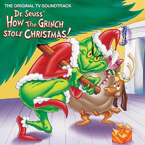 Dr. Seuss' How The Grinch Stole Christmas! [Disco de Vinil]
