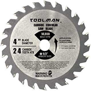 Best 4 table saw blade Reviews