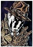 Instabuy Poster Watchmen (C) Rorschach - A3 (42x30 cm)