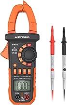 Pince Ampèremétrique Meterk 4000 Compteurs Sans contact Multimètre Plage automatique AC / DC Tension Courant Résistance Capacité Fréquence Diode Test
