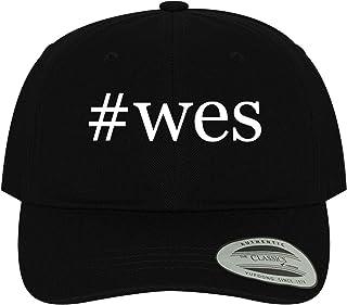 BH Cool Designs #wes - Men's Soft & Comfortable Hashtag Dad Baseball Hat Cap