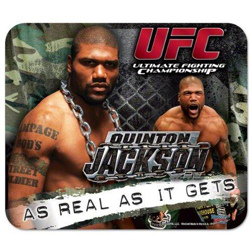 Wincraft Quinton Jackson Mouse Pad