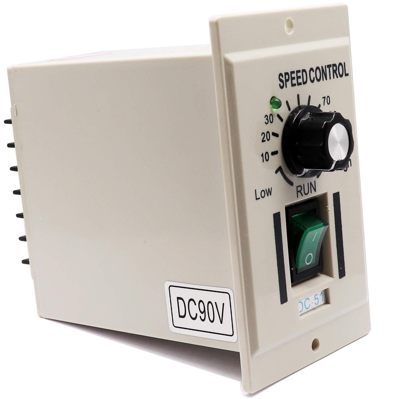 AC 110V Direct store Motor Speed Controller DC 0-90V 70% OFF Outlet Adjustable Switch