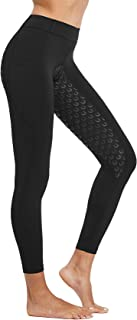 FitsT4 Women's Full Seat Riding Tights Active Silicon Grip Horse Riding Tights..