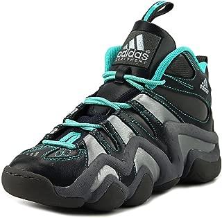 Adidas Crazy 8 J Youth Gray Basketball Shoe