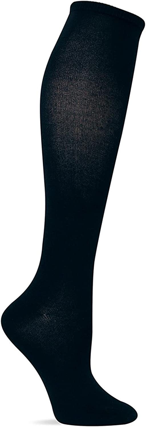 Hot Sox Womens Dress Knee High Comes with a Helicase Brand Sock Ring
