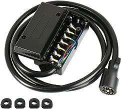 caravan plug wiring