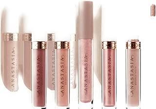 Anastasia Beverly Hills Undressed Nude Lip Liquid Color 5 Piece Set