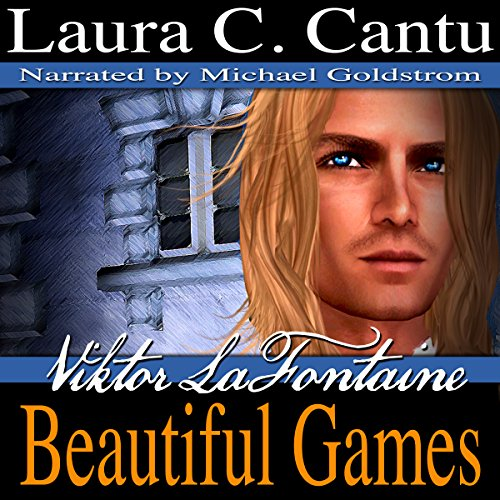 Viktor LaFontaine: Beautiful Games audiobook cover art