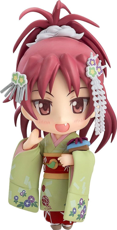 Good Smile Puella Magi Madoka Magica The Movie  Kyouko Sakura (Maiko Version) Nendgoldid Action Figure