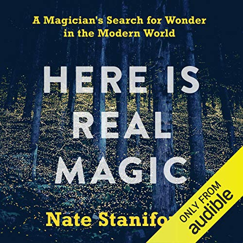 Here Is Real Magic cover art
