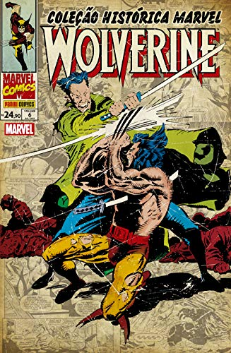 Coleção Histórica Marvel: Wolverine v. 6