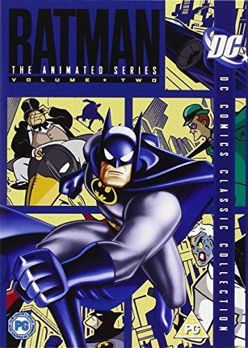 Batman - The Animated Series: Volume 2 (4 Dvd) [Edizione: Regno Unito] [Reino Unido]