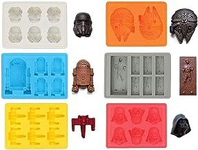 Star Wars moule en silicone Millenium Falcon Ice Tray//chocolat-Han Solo