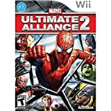 Marvel Ultimate Alliance 2 with Bonus Comic Book | Wii
