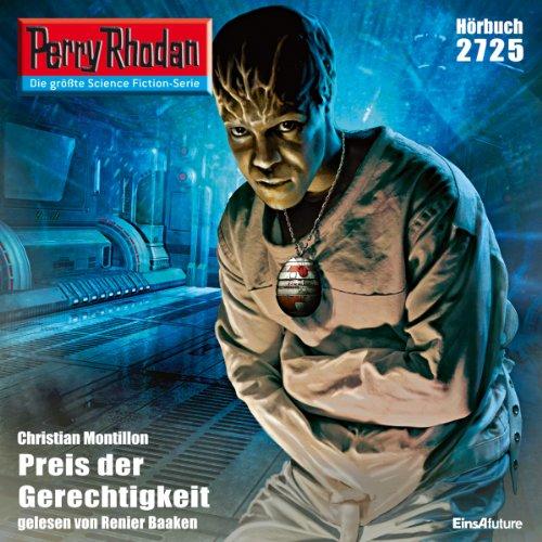 Preis der Gerechtigkeit (Perry Rhodan 2725) Titelbild