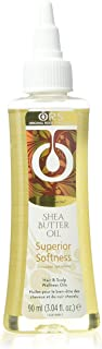 ORS Shea Butter Oil Superior Softness, 3.04 Ounce