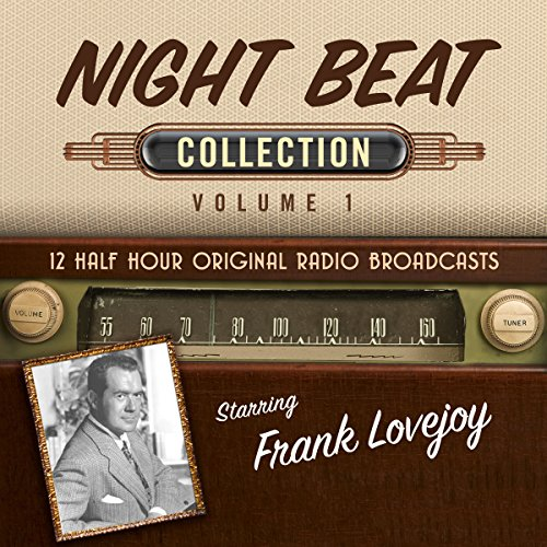 Night Beat, Collection 1 audiobook cover art