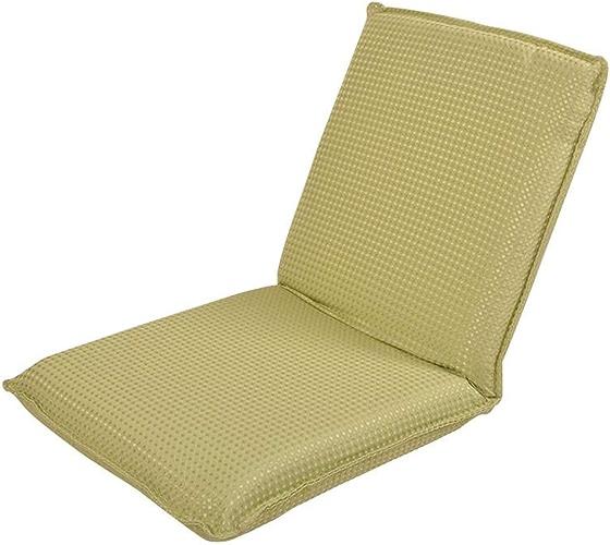SYTPZ SMQ Chaise de Dossier, Chaise Pliante en Cinq Parties et siège de Plate-Forme Multifonctionnel Pliant de