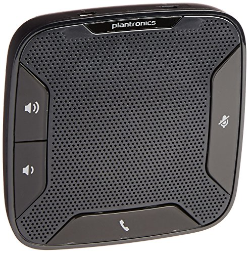 Plantronics Calisto 610 - Portable Speakerphone 201859-01, Black