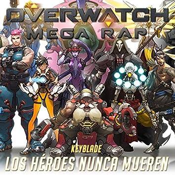 Los Héroes Nunca Mueren (Overwatch Mega Rap)