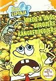 Bob Esponja Miedo A Los Kangreburguers [DVD]