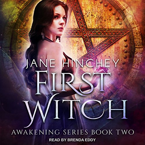 First Witch audiobook cover art