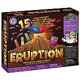 Learn & Climb Volcán En Erupción Kit De la Ciencia para los niños-15 experimentos! ( Manual Claro en español)