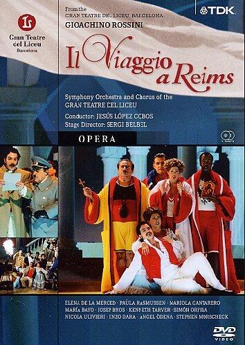 Rossini, Gioacchino - Il viaggio a Reims (2 DVDs)