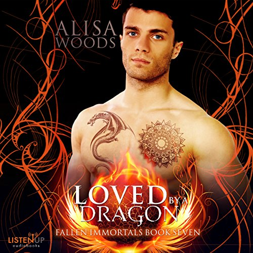 Loved by a Dragon cover art