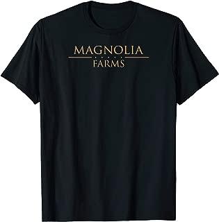magnolia farms tee shirt
