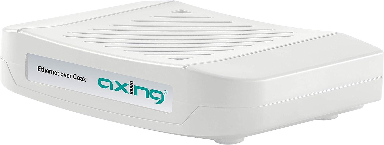 Axing Eoc 2 32 Ethernet Over Coax Modem Adapter Computer Zubehör