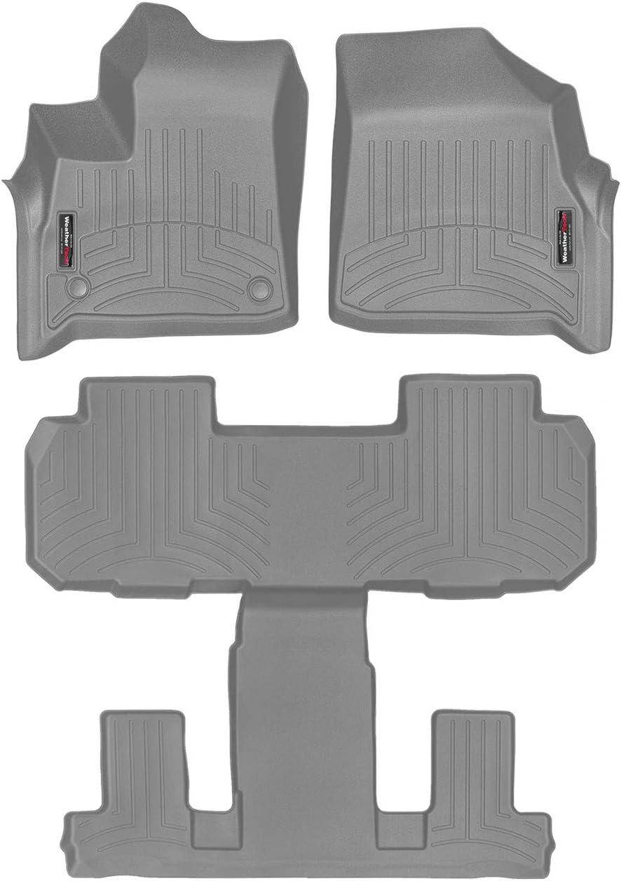 online shop lowest price WeatherTech Custom Fit FloorLiner for - 1st Buick Enclave 2nd