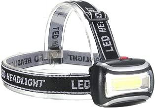 HEASEN New 600 Lumens 3W COB 3 Modes Headlight Head Lamp Home Headlamp Portable for Outdoor Working Lights