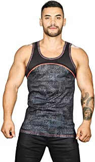 andrew christian mesh tank top