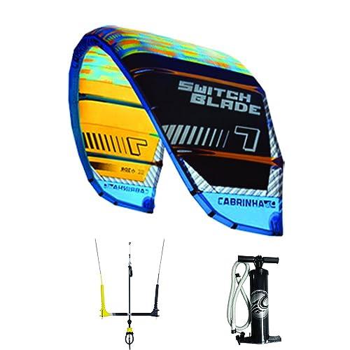 Cabrinha 2016 Switchblade Kite and Free Bar Package