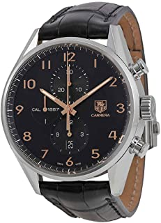 Best tag heuer carrera calibre 1887 black Reviews