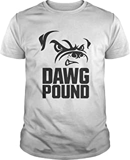 Cleveland Browns Dawg Pound Shirt, Tees, Unisex Hoodie, Sweatshirt For Mens Womens Ladies Kids