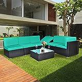 7-Piece Patio Furniture...image