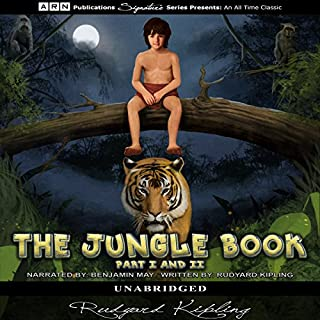 The Jungle Book Titelbild