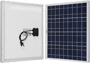 Best 12v 50w solar panel Reviews