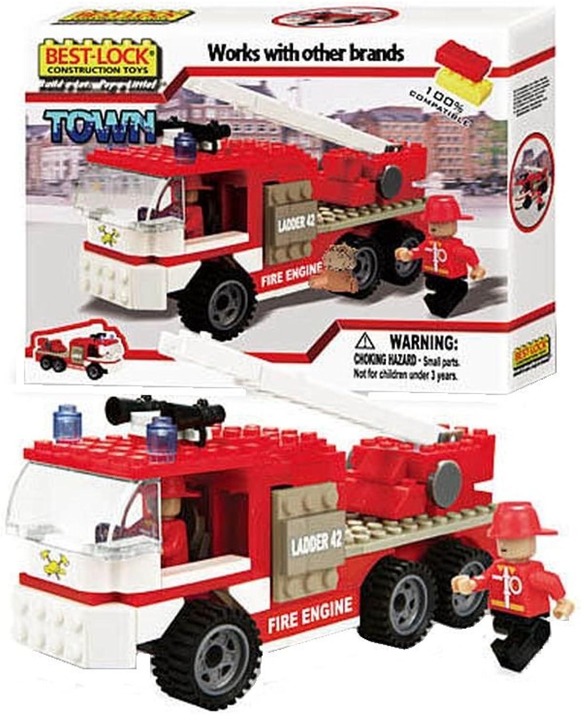 BestLock Construction Fire Engine Truck