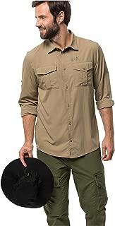 JACK WOLFSKIN Erkek Günlük Gömlek Atacama Roll Up Shirt