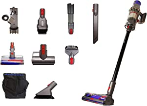 Dyson Cyclone V10 Absolute+ with 11 Tools Including Torque Drive Cleaner Head, Lightweight Cordless Stick Vacuum Cleaner (...