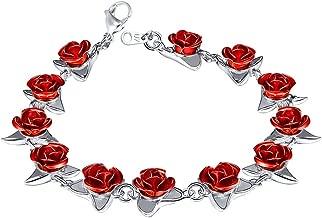 twelve roses bracelet